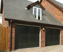 Automatic Roller Garage Doors Electric Or Manual Garage Doors And